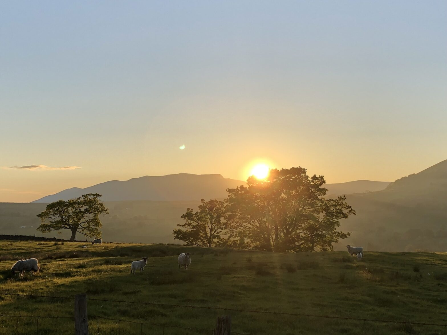 Matterdale Sunset