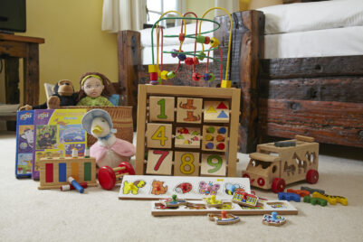 children's toys are lowthwaite B&B