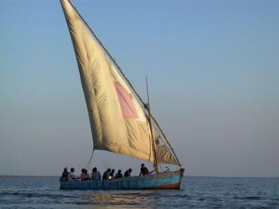 Dhow Sailing Boats