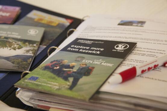 Lake District guide books