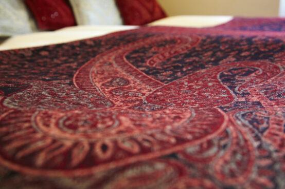 African art bed linens