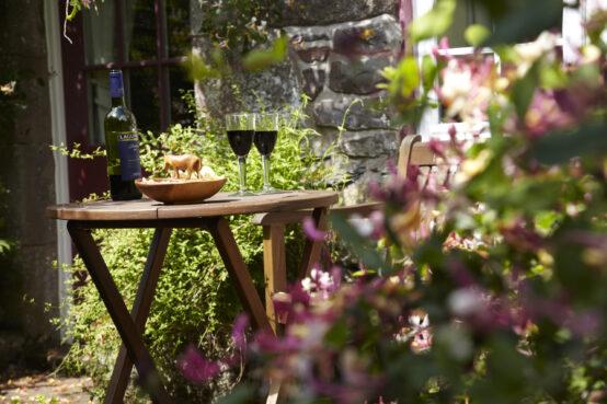 Garden Room Patio