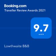 Booking.com Award