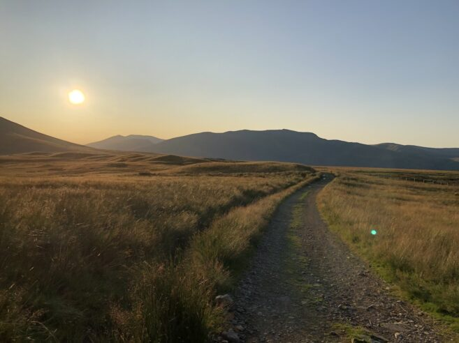 Great Dodd and Clough Head