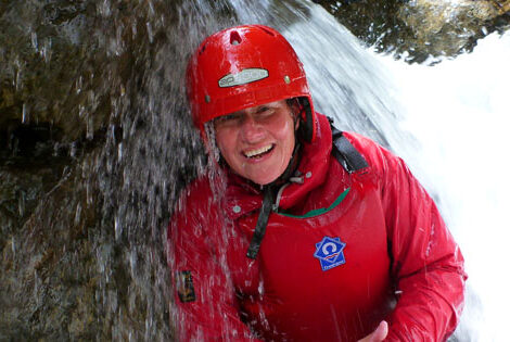 Ghyll Scrambling with Eden Outdoor Adventures