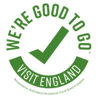 We're Good to Go Visit England